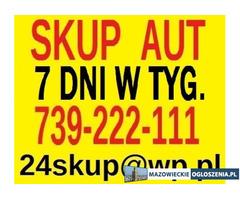 Skup aut Audi, Bmw, Mercedes, Volkswagen, Seat, Skoda, Warszawa