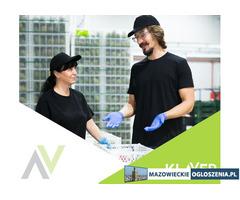 Holandia - praca na produkcji lub w magazynie- bez stawki wiekowej