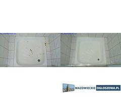 Renowacja brodzika zlewu umywalki-THS-Renotech