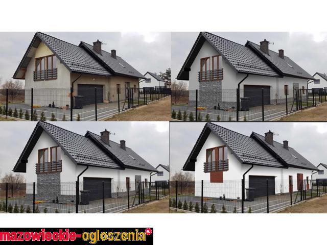 Projekt elewacji / wizualizacja domu / remont / malowanie/ wykończenie