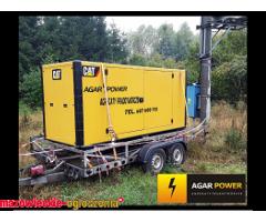 Agregat prądotwórczy wypożyczalnia już od 50 zł/dzień MAZOWIECKIE!