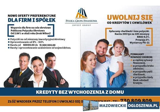 Preferencyjne pożyczki płynnościowe dla Firm - oprocentowanie 0 %