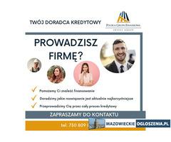 Kredyt dla Firm Warszawa